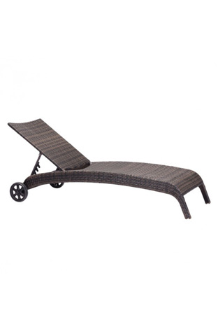 Image of Lido Outdoor Chaise Lounge