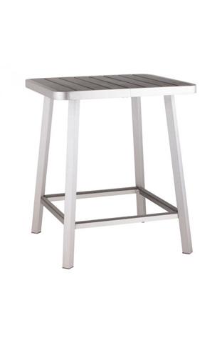 Zuo Modern Contemporary, Inc. - Megapolis Outdoor Bar Table - 703184