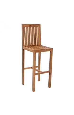 Zuo Modern Contemporary, Inc. - Trimaran Outdoor Bar Chair - 703551
