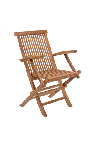Image of Regatta Outdoor Folding Dining Chair