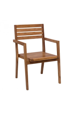 Image of Nautical Outdoor Dining Chair