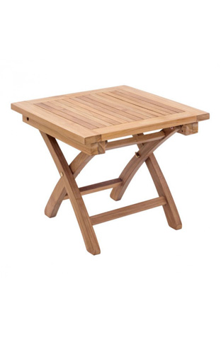 Image of Starboard Outdoor Side Table
