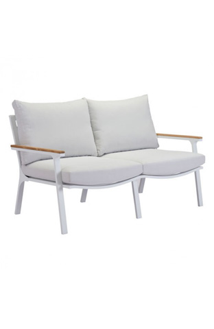 Zuo Modern Contemporary, Inc. - Maya Beach Outdoor Sofa - 703572
