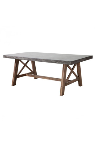 Zuo Modern Contemporary, Inc. - Ford Outdoor Dining Table - 703594