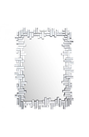 Zuo Modern Contemporary, Inc. - Choppy Mirror - 850226