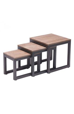 Zuo Modern Contemporary, Inc. - Civic Center Nesting Tables - 98121