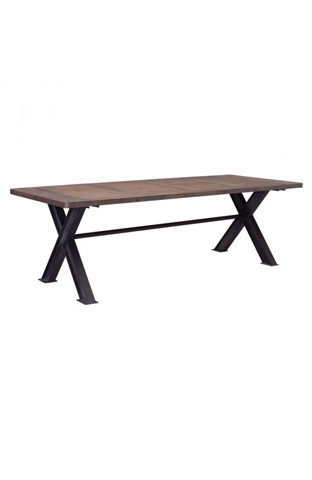 Zuo Modern Contemporary, Inc. - Haight Ashbury Dining Table - 98162