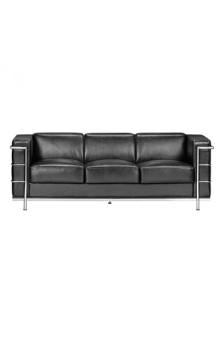 Image of Fortress Sofa in Black