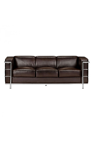 Image of Fortress Sofa in Espresso