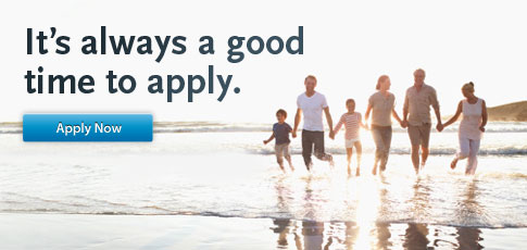 It's always a good time to apply for Federal Long Term Care Insurance.