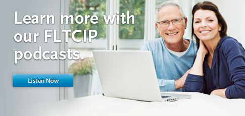 Listen to FLTCIP podcasts.