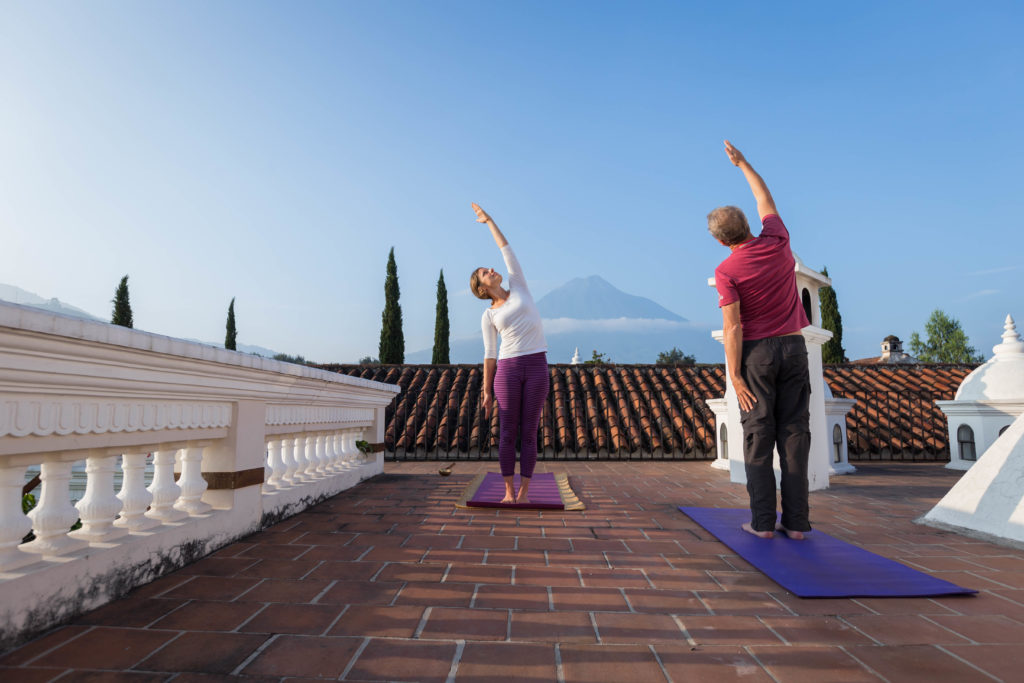 Connecting language and yoga: a key element at our Fluenz Spanish Immersions