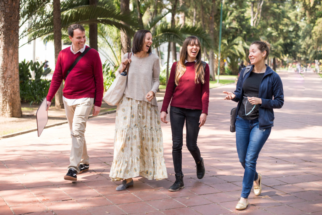 Friendships, great food, and cultural experiences await you at the Fluenz Spanish Immersion