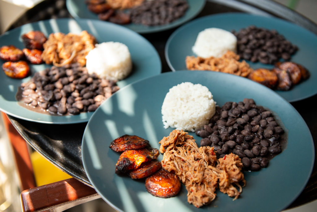 Delicious Pabellón Criollo: because food matters at the Fluenz Spanish Immersion
