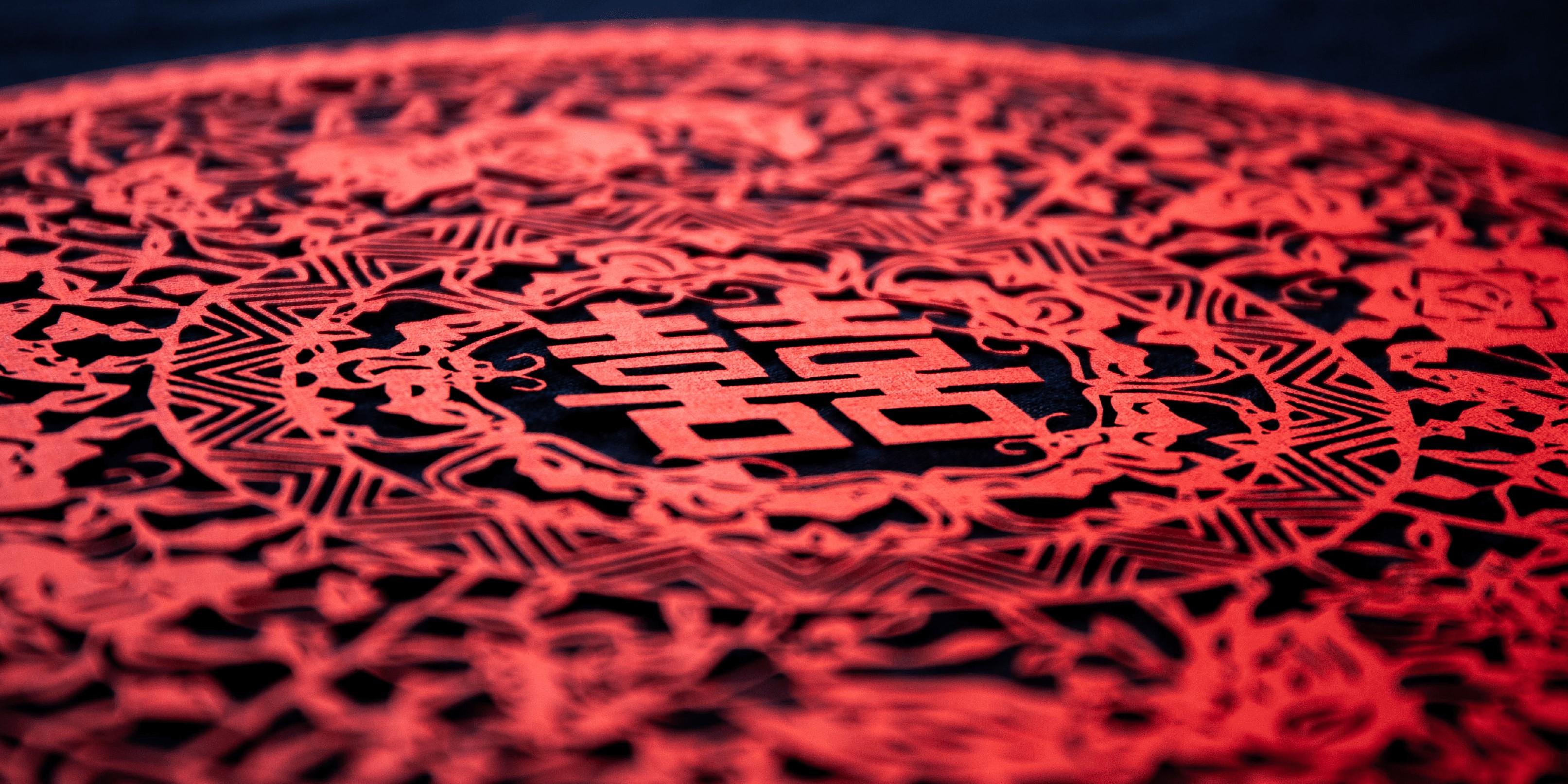 Happy Lunar New Year | DIY Paper Cutting of Window Decoration