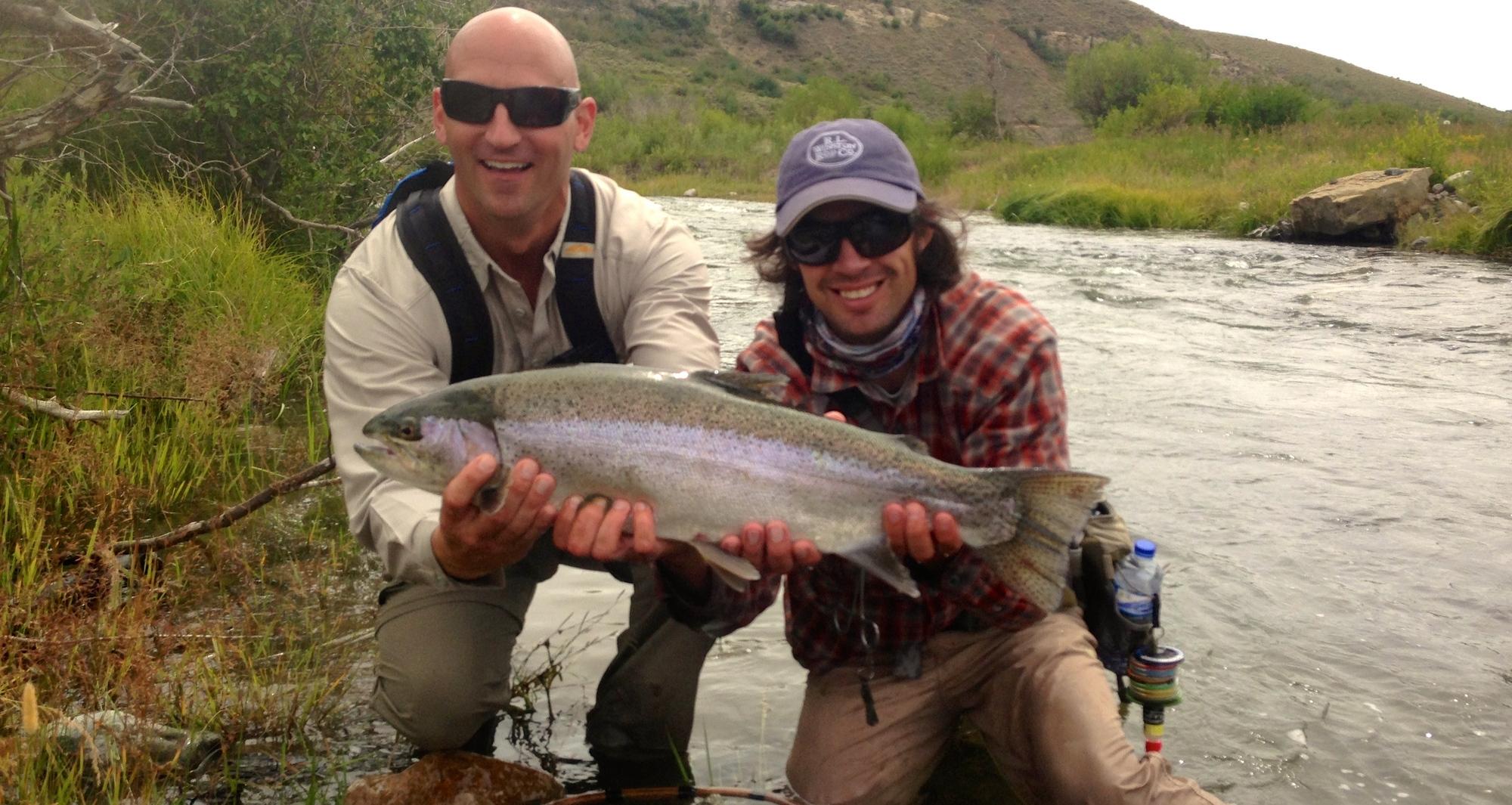 Colorado outdoors fishing guide for Colorado springs fishing