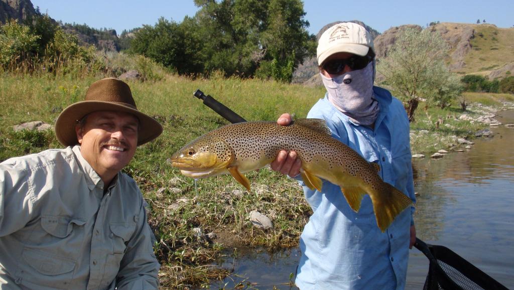 fishing trips in montana