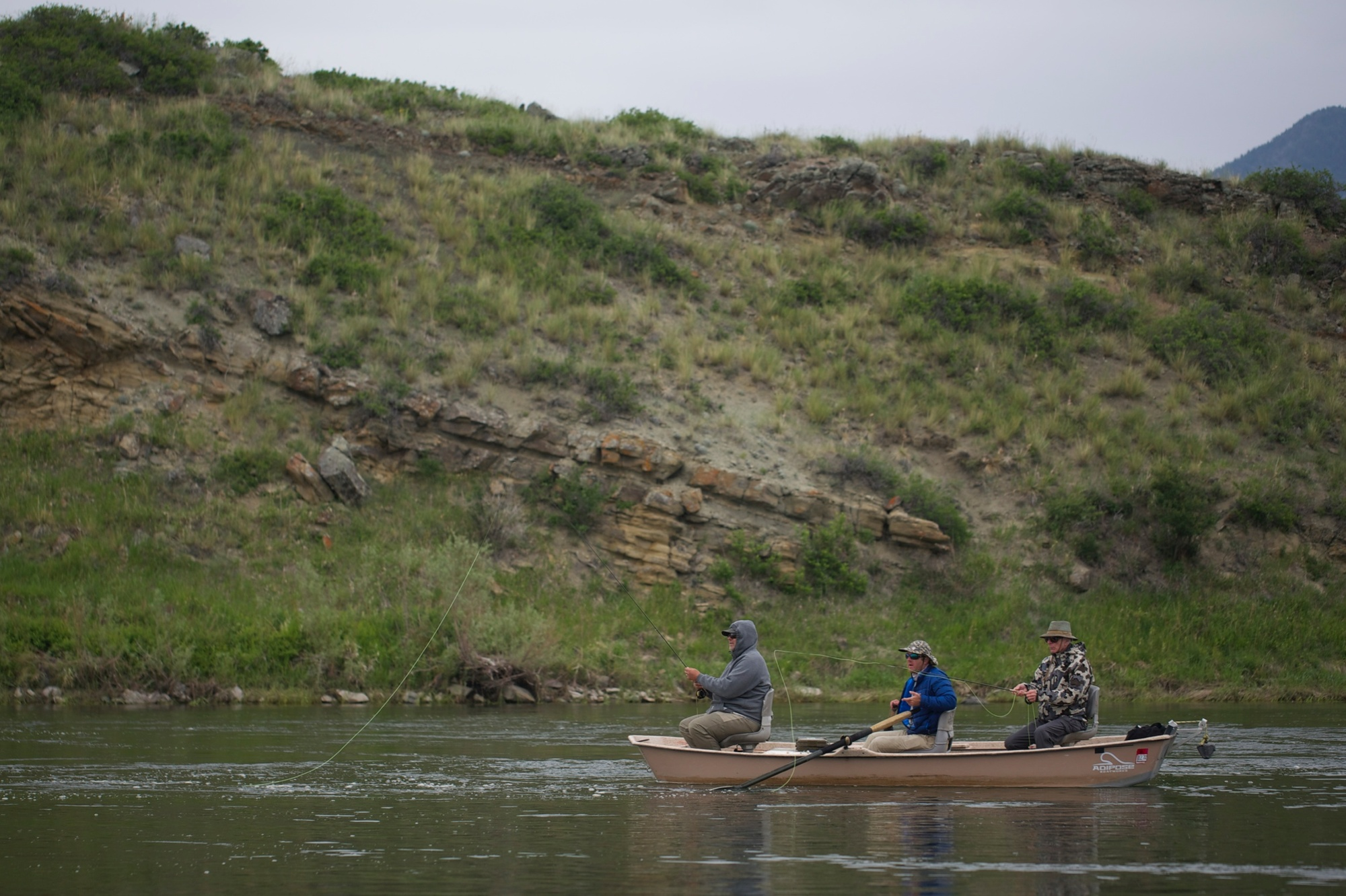 Fly fishing guides craig montana madden 39 s missouri for Trout fishing in missouri
