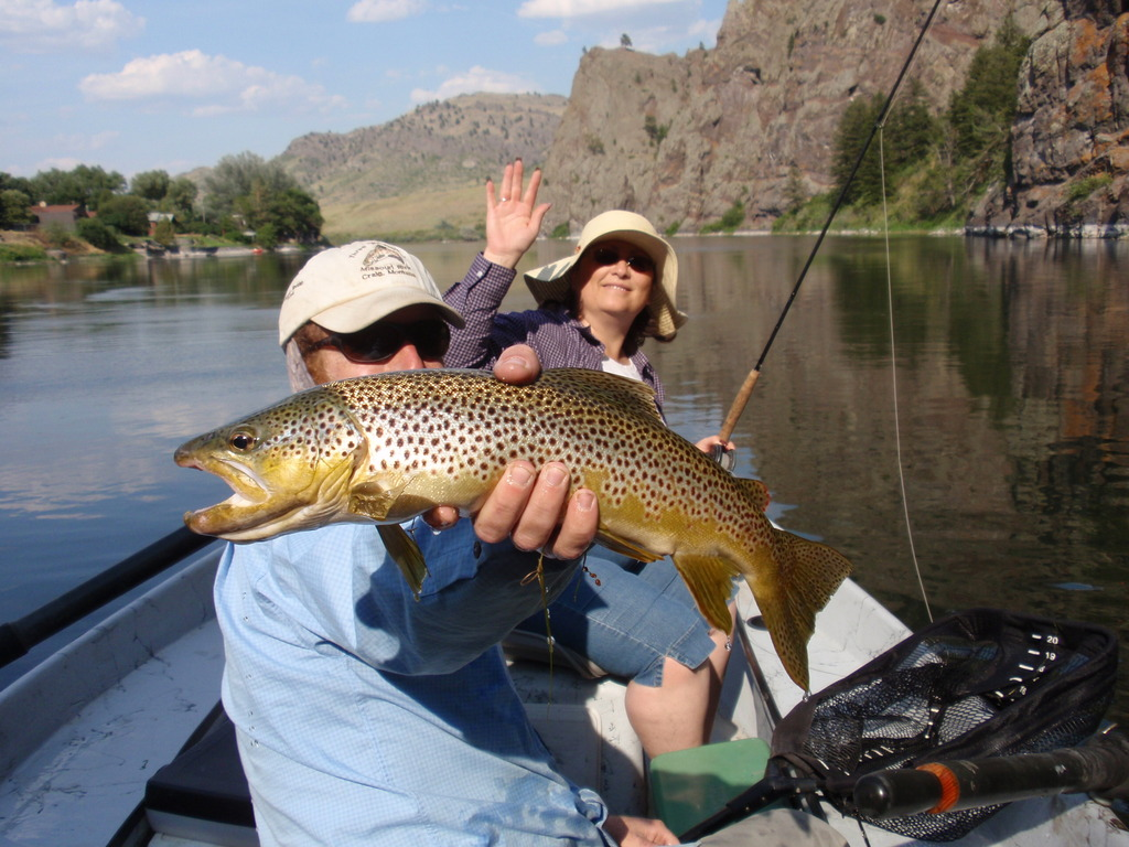 montana fly fish guides