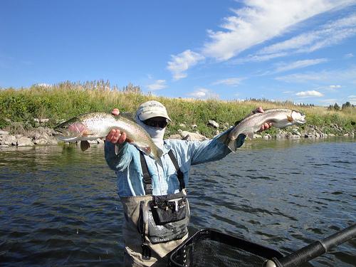 fly fishing mt