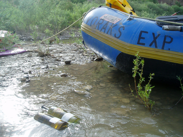 Dolores River Rafting – CO