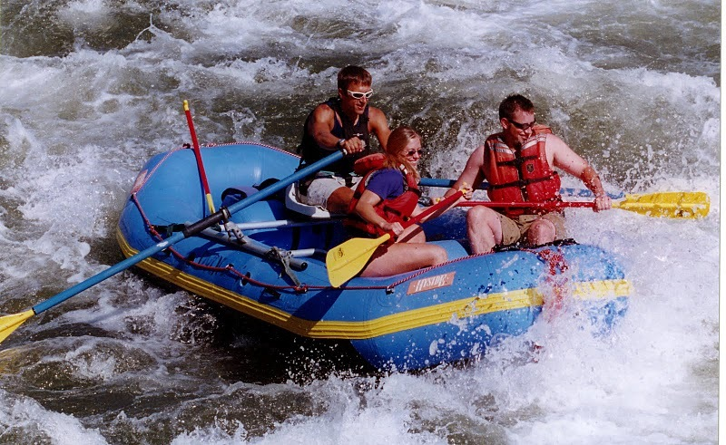 Arkansas River Rafting – Salida