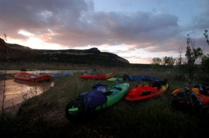San Miguel River Rafting – CO