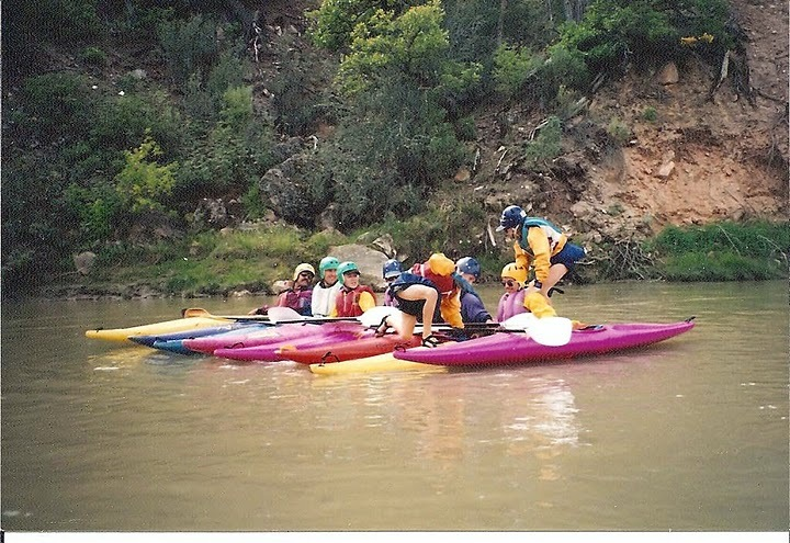 Arkansas River Paddle School
