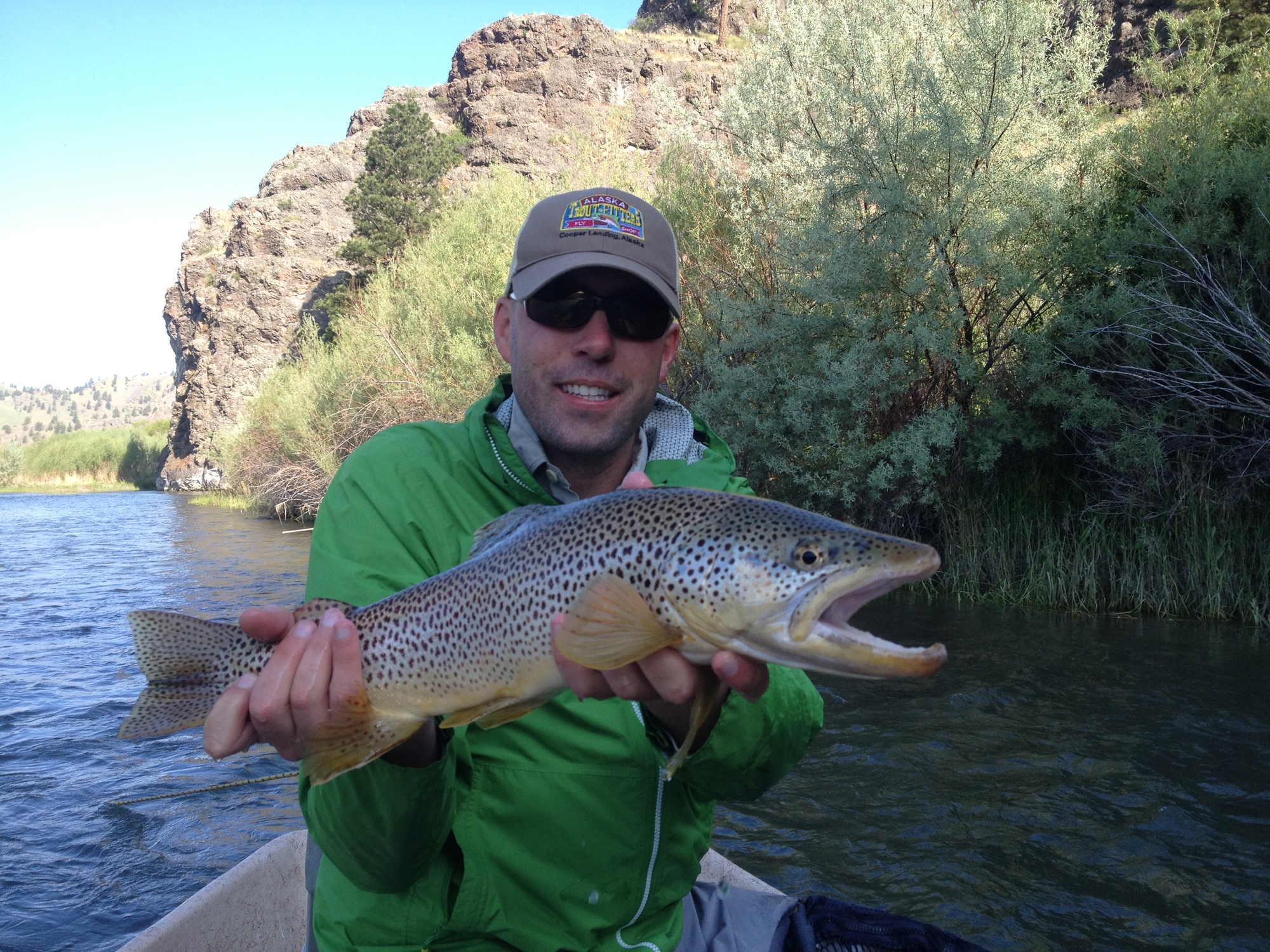 Craig montana fly fishing guides madden 39 s missouri for Missouri trout fishing