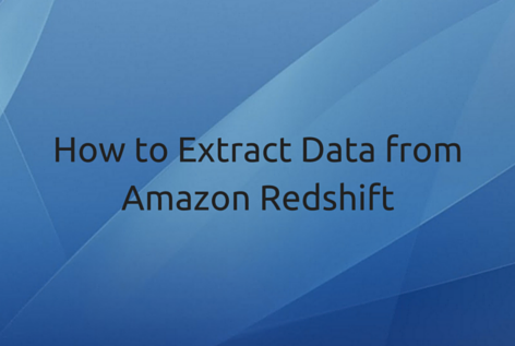 How to Extract Data from Amazon Redshift | FlyData