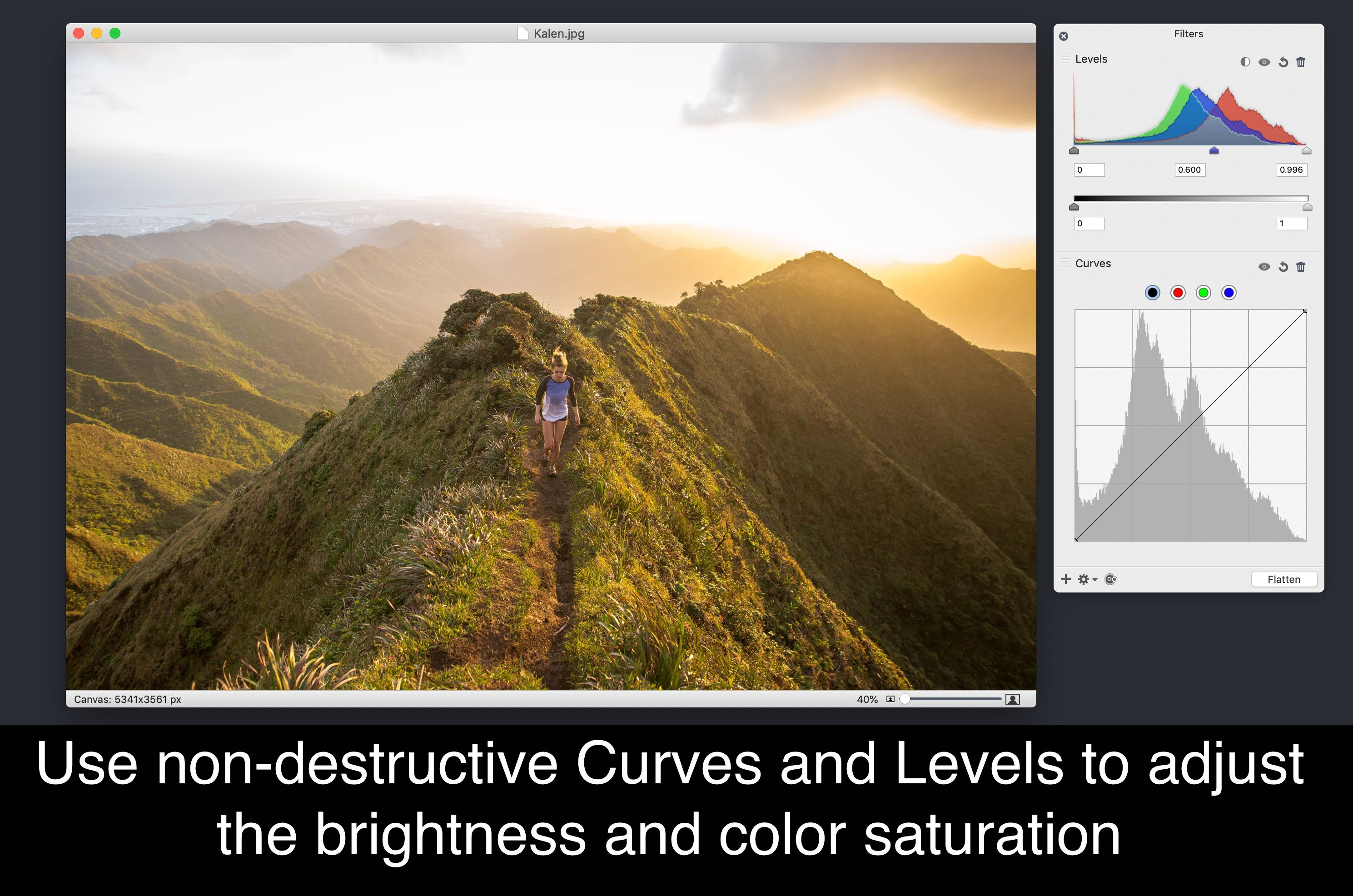 Acorn 6 | Full Featured Photo Editor for the Mac