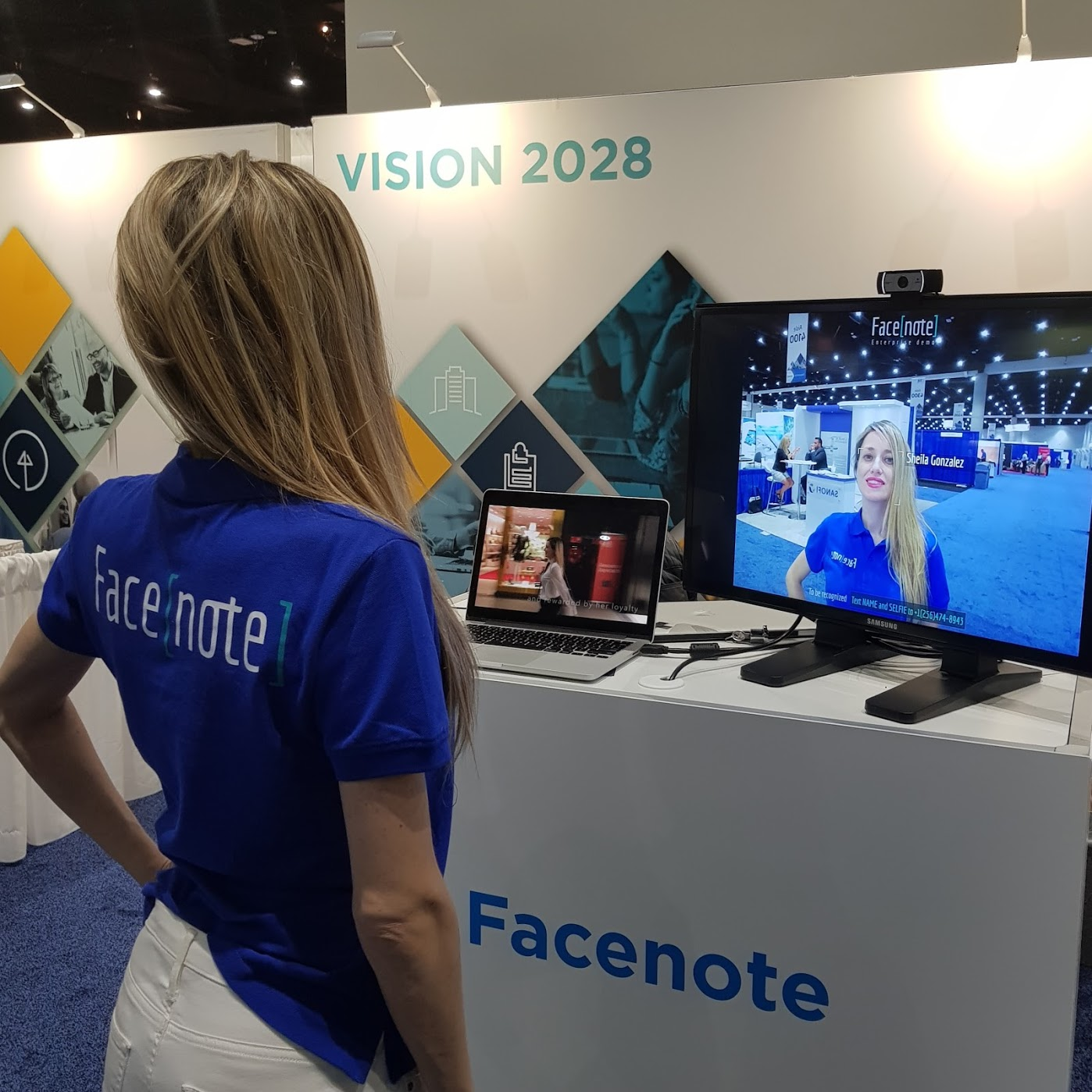 our Creative Director Sheila Gonzalez at NACDS Vision 2028