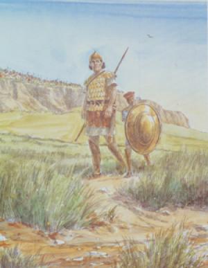 Philistine Soldier