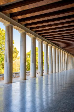 That the World May Know | Colonnades Definition