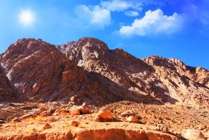 That the World May Know   Sinai Peninsula Definition