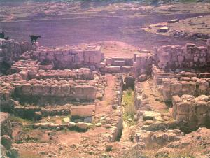that the world may know solomon s gate at gezer