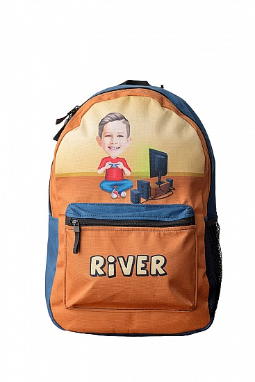 Premium School Backpack