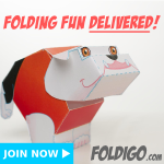 Folding fun from Foldigo.com