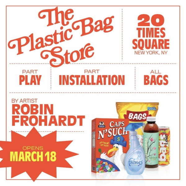 THE PLASTIC BAG STORE
