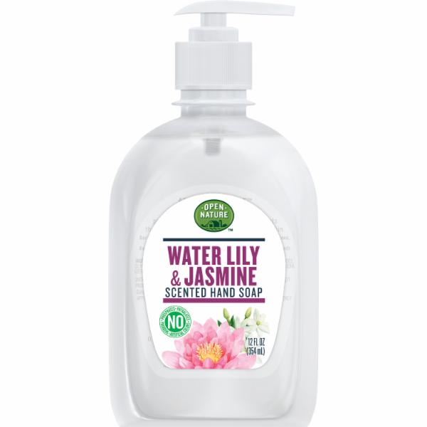 Smartlabel Scented Hand Soap Water Lily Jasmine 079893202105