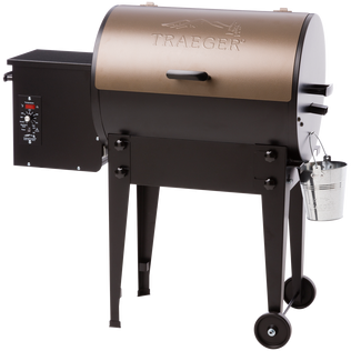 Traeger Tailgater Grill - Bronze