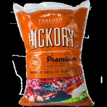 Traeger Hardwood Pellets - Hickory