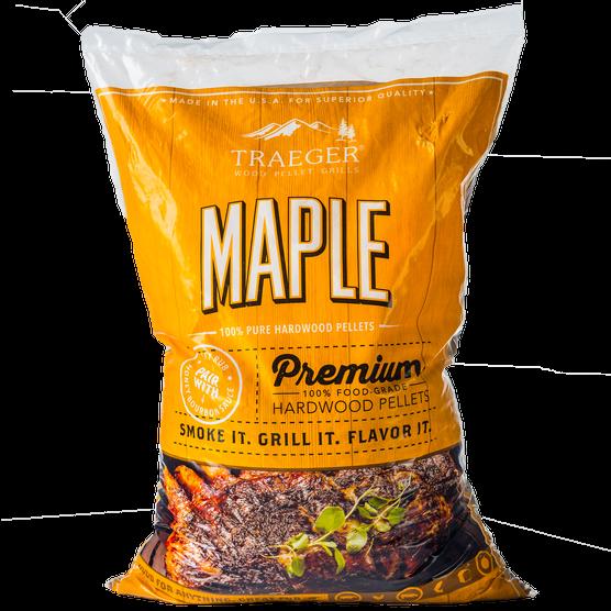 Traeger Hardwood Pellets - Maple