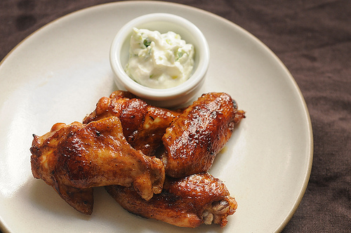 Your Best Chicken Wings