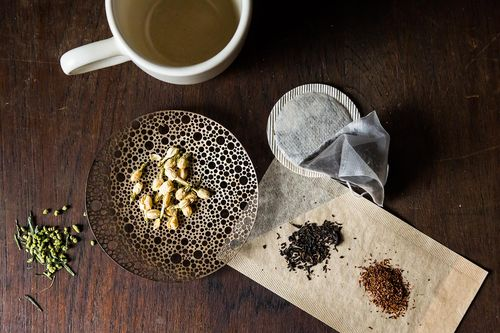Your Best Recipe with Tea
