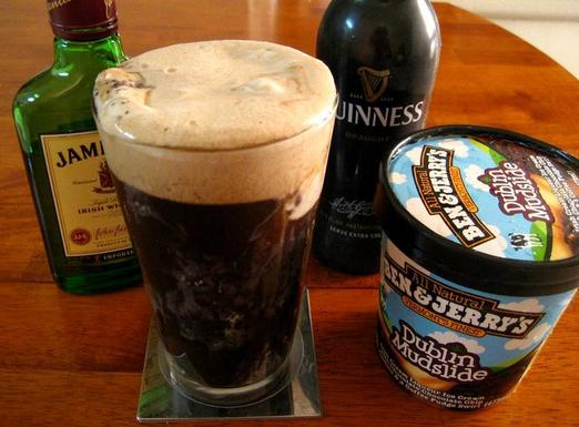 , Irish Car Bomb Float,