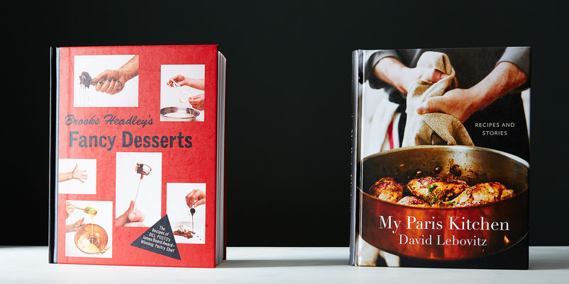 Brooks Headley's Fancy Desserts vs. My Paris Kitchen