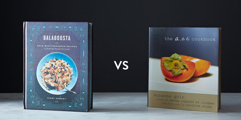 Balaboosta vs. The A.O.C. Cookbook