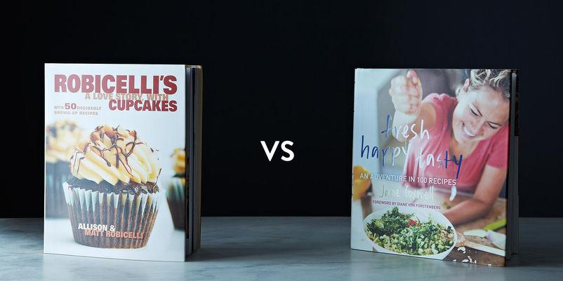 Robicelli's vs. Fresh Happy Tasty