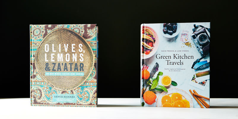 Olives, Lemons & Za'atar vs. Green Kitchen Travels